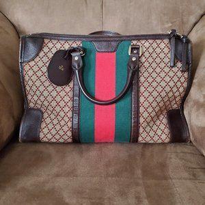 Gucci Large Gucci Travel Handbag Duffel Boston